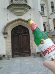 Já a moje láska v Hluboké nad Vltavou